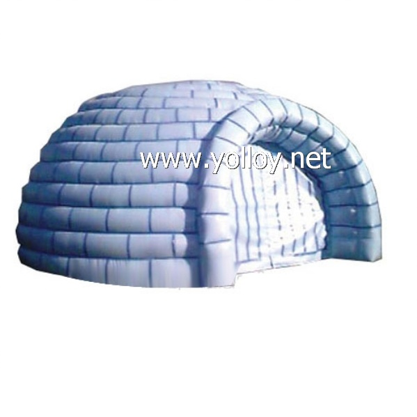portable Inflatable igloo tents