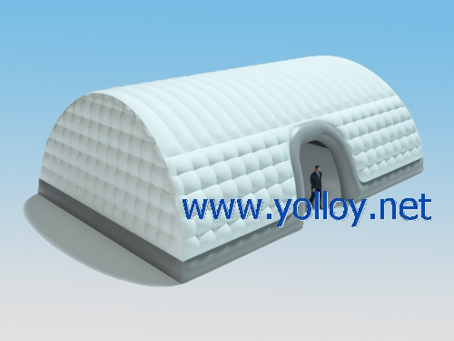 new design inflatable PVC structure party tent building