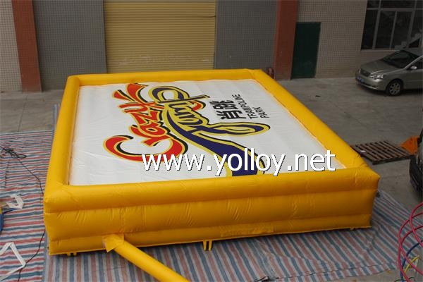 inflatable stunt air bag