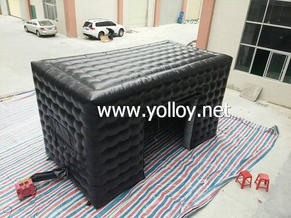 Commercial Inflatable Event Cube Tent for Advertising