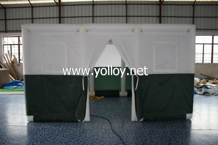Inflatable Airtight Sukkah For Sukkot