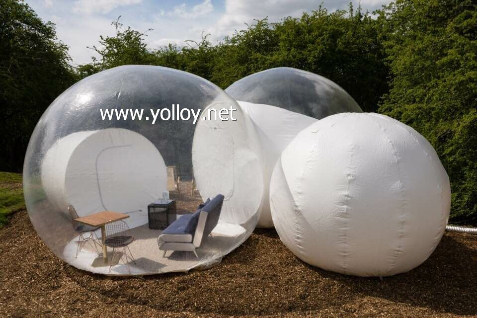 Inflatable Bubble tree tent