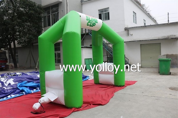 Inflatable Arch for Event Promotion