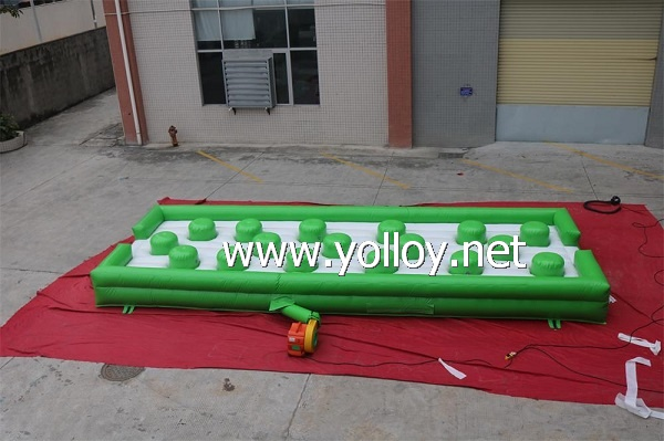 Inflatable Jumping Pad for Kids Play Games