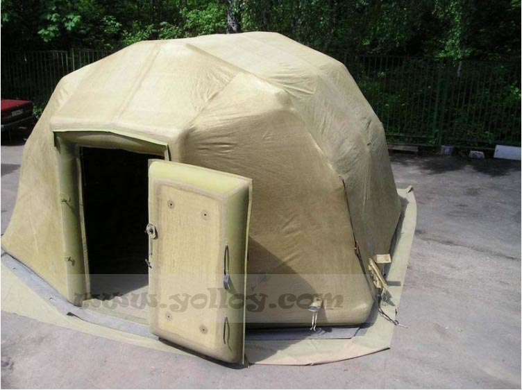 Cold Weather Tents : Yolloy cold resistant inflatable air tight tent for out