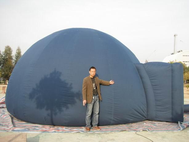 Yolloy Standard Air Lock Door Portable Planetarium