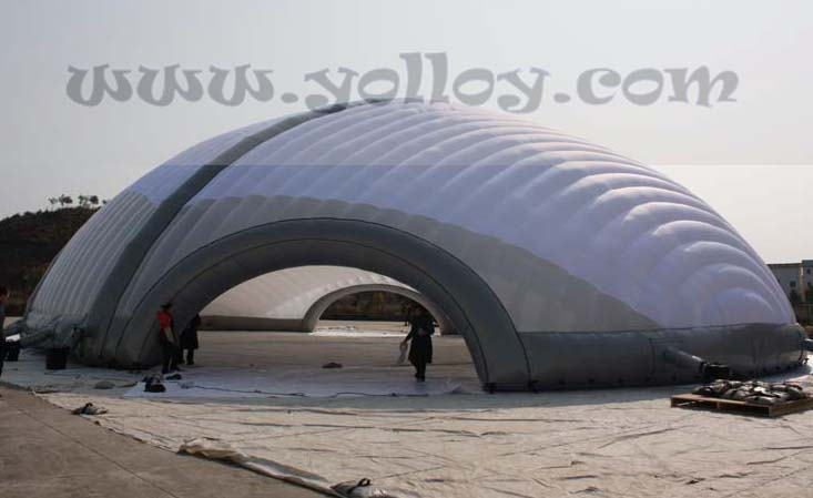 inflatable party marquee