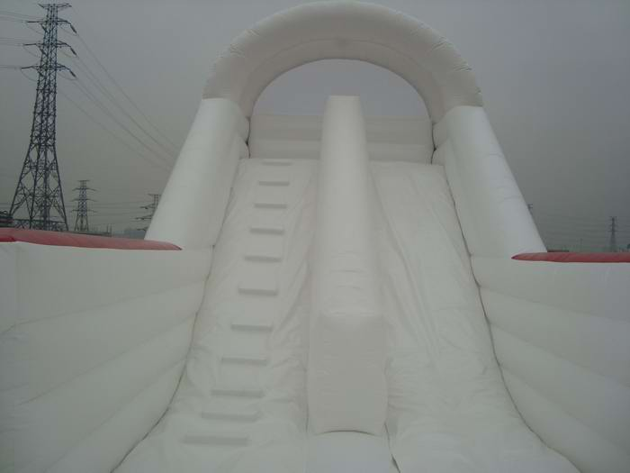 inflatable truck slide