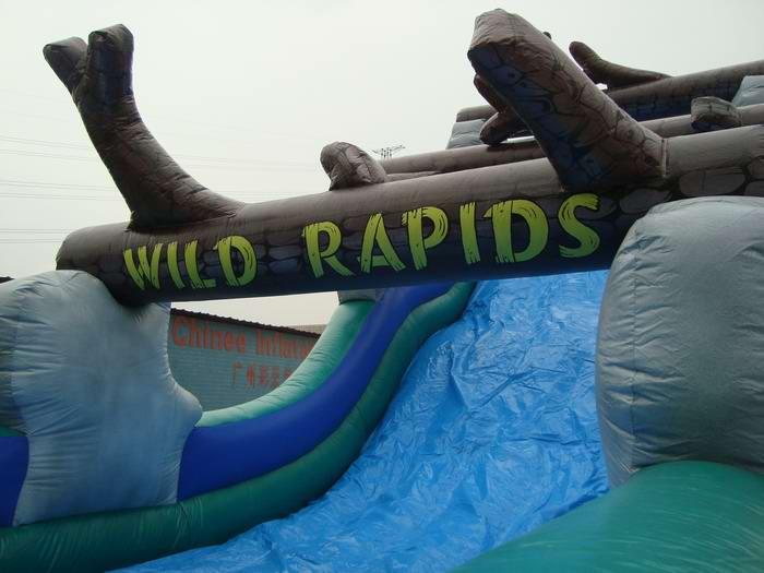 Yolloy Wild Rapids Wat...