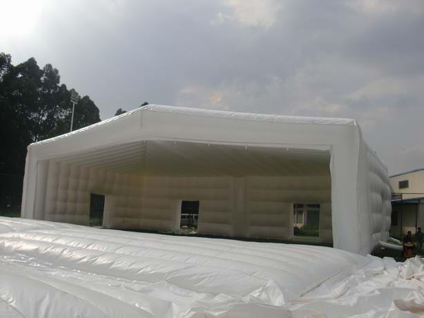 air tent for festival