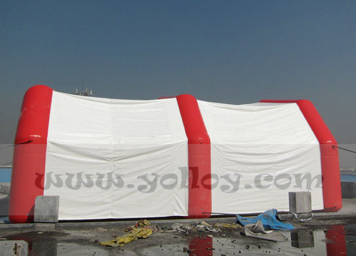 first aid inflatable tent