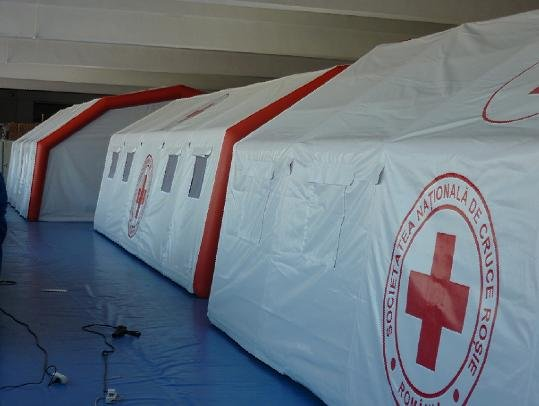 first aid emergency tent