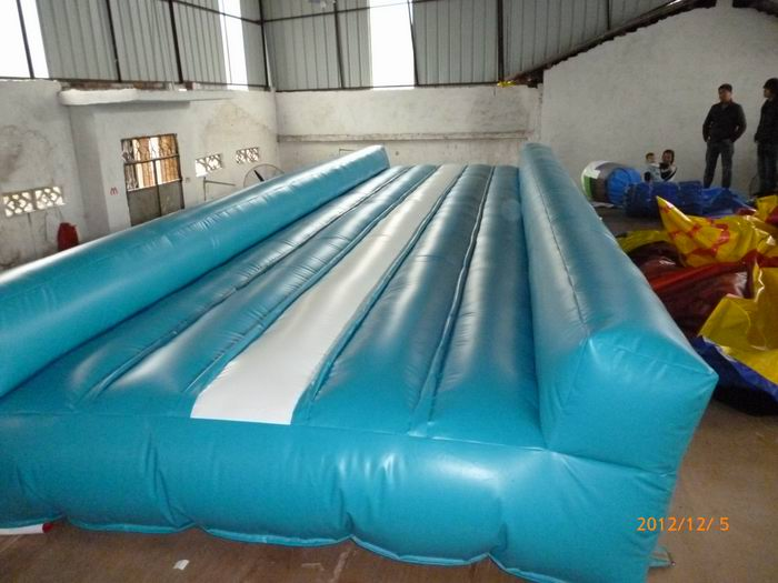 Yolloy Gymnastics Air Mat Inflatable Tumbling Tracks For Sale