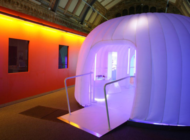 Cheap Inflatable Pods Mobile Meeting Room For Sale
