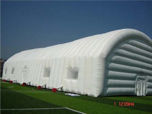 temporary wedding tent