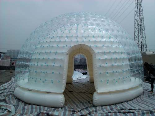 air dome transparent