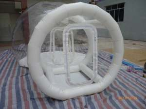 clear lawn tent ... & Yolloy inflatable tent clear bubble lawn dome for sale