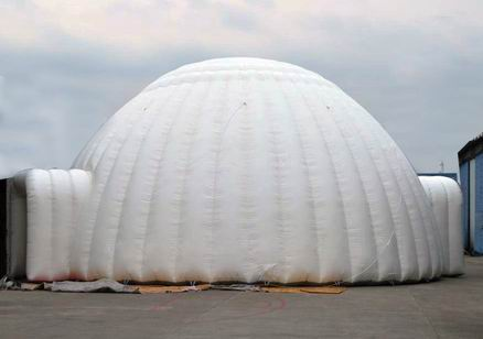... inuitu0027s portable white inflatable igloo tent & Yolloy outdoor inflatable igloo tent inuitu0027s portable snow house ...