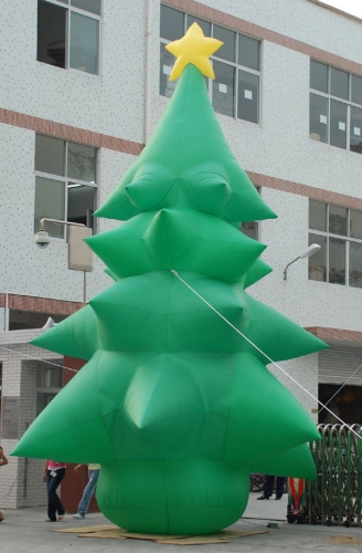 8m Christmas decoration inflatable tree