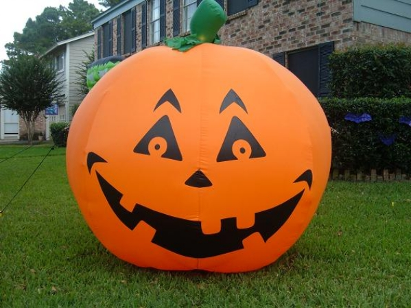 Halloween Tarpaulin