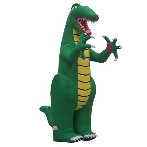 Yolloy Giant Anlimal Inflatable Model Dinosaur Toy Store