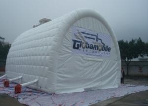Yolloy Temporary Inflatable Repair Workshop For Car Spray