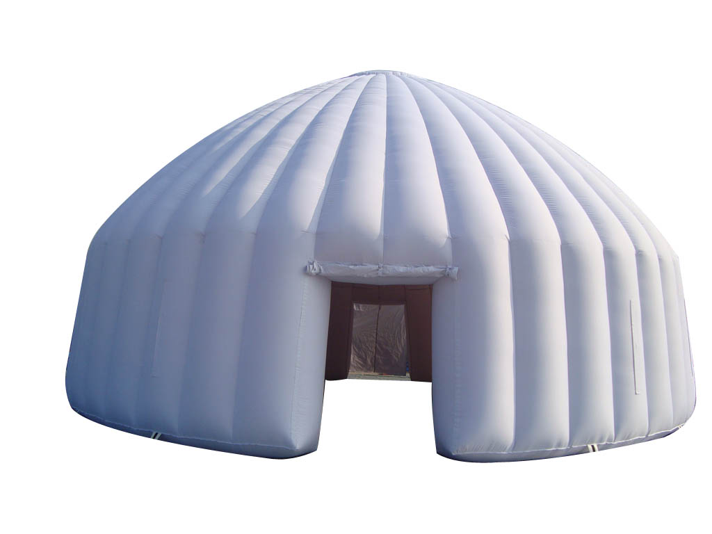 Yolloy Air Dome Double Layer Tent Inflatable Building For Sale