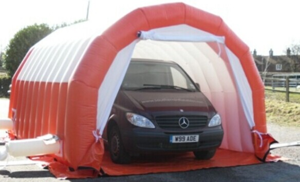 Yolloy Inflatable Portable Paint Spray Booth For Sale