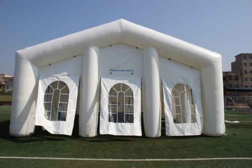 inflatable marquee entry