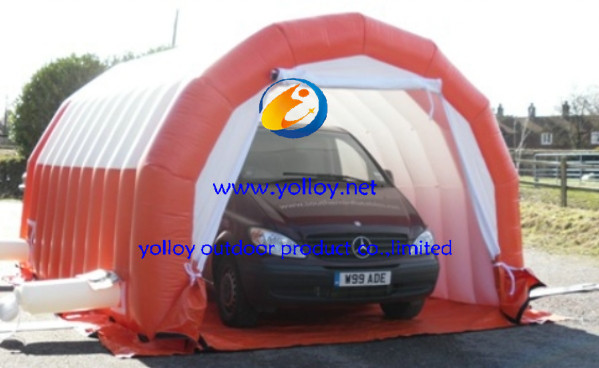 Customized can be acceptable.If any special requirement about sizecolor and logo printingpls feel free to contact us. & Yolloy Soda sand Blasting Inflatable Tents for sale
