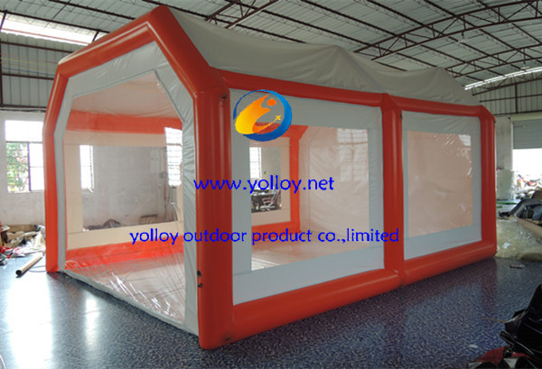 Inflatable Car Garage : Yolloy inflatable car garage tent for sale