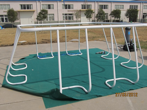 Yolloy Metal Frame Swimming Pool For Backyard For Sale