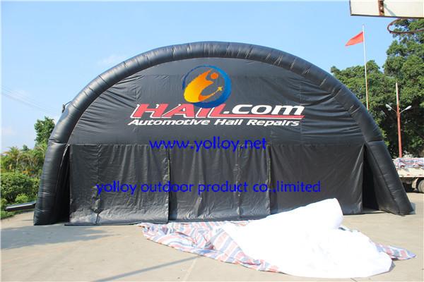 Yolloy Automotive Hail Repair Tent For Sale