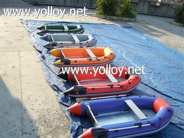 Professional Inflatable Raft Boating Ride Fishing Paddles
