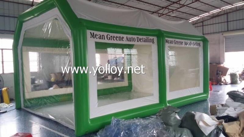 Airtight Spray Booth For Sale