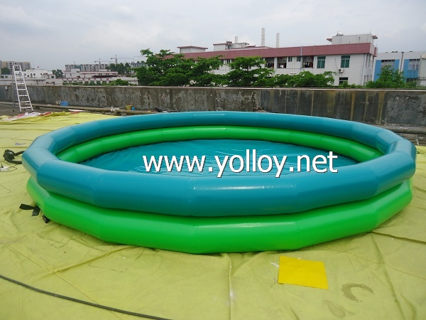 Inflatable Water Swimming Pool,two layer water pool