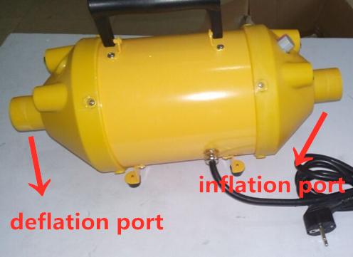 Po pierwsze: wybierz port inflacji / port deflacji