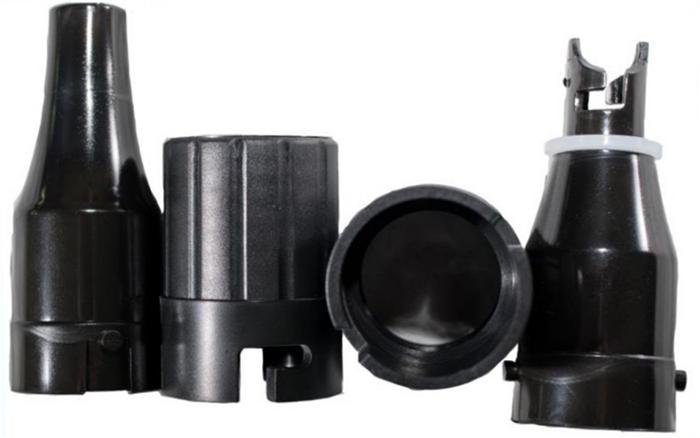 Deuxièmement: choisissez l'adaptateur de tube à air