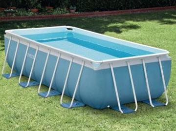 Nadmuchiwany basen z ramą