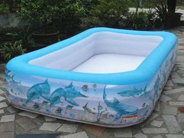 Personal Inflatable Swimming Pool