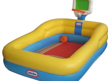 Inflatable Swimming Pool for Game