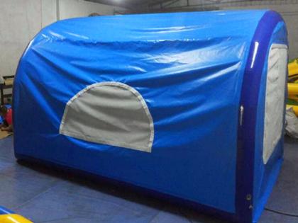 Nadmuchiwany namiot rodzinny