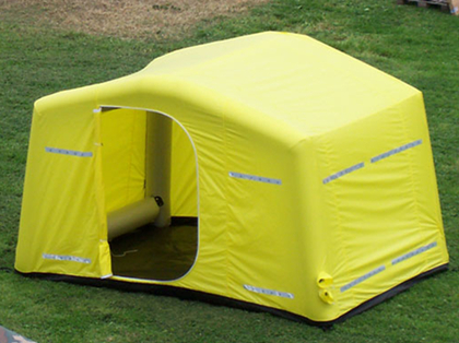 Outdoor Family Inflatable Camping Tent