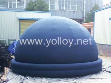 Zewnętrzna kopuła planetarium