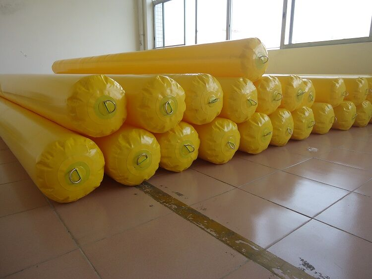 inflatable buoy lines