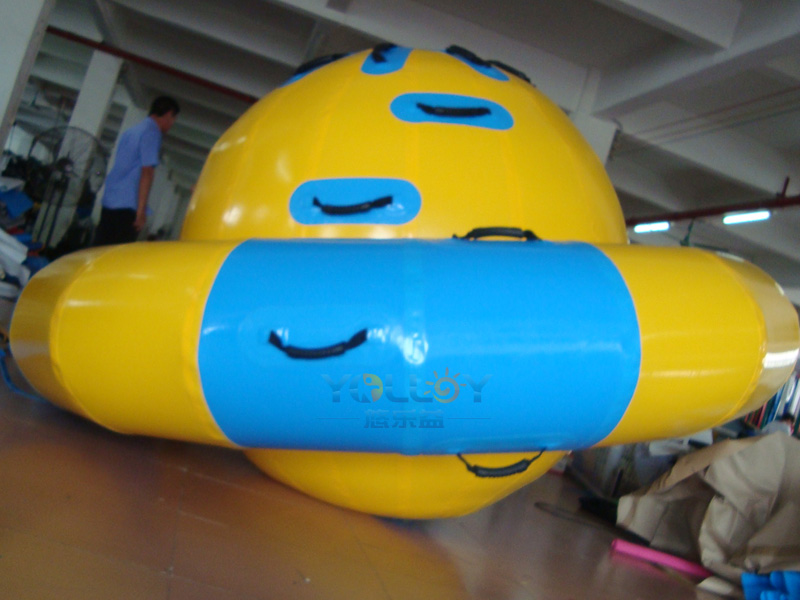 saturn rocker inflatable toy