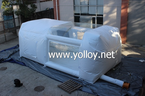 Inflatable Portable Spray Room