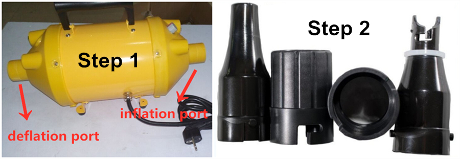 air pump for inflatable tent