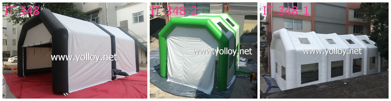inflatable paintbooth
