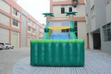 Commercial Inflatable Forest Obstacle Course with slide